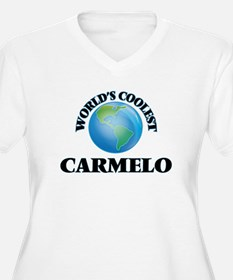 World's Coolest Carmelo Plus Size T-Shirt