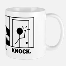 Ask. Seek. Knock. Mug