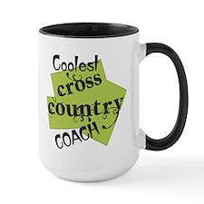 Coolest Cross Country Coach Mug