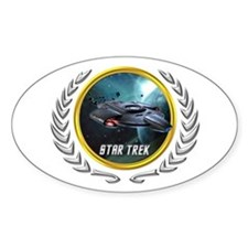 Star trek Federation of Planets defiant Decal