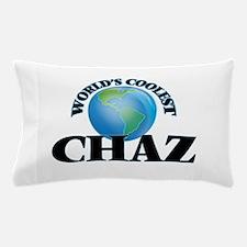 World's Coolest Chaz Pillow Case