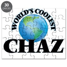 World's Coolest Chaz Puzzle