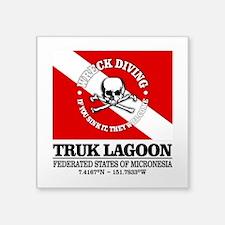 Truk Lagoon Sticker