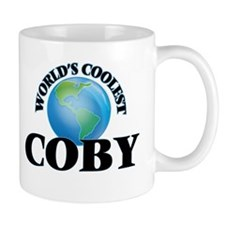World's Coolest Coby Mugs