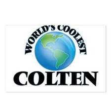 World's Coolest Colten Postcards (Package of 8)