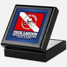 Truk Lagoon Keepsake Box