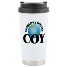 World's Coolest Coy Travel Mug