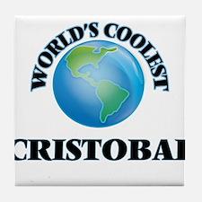 World's Coolest Cristobal Tile Coaster