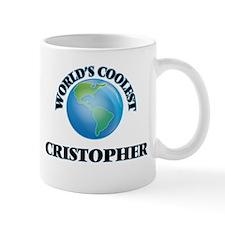 World's Coolest Cristopher Mugs