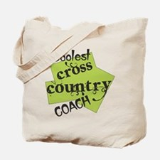 Coolest Cross Country Coach Tote Bag