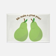 A Great Pear Magnets