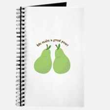 A Great Pear Journal