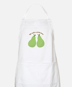 A Great Pear Apron