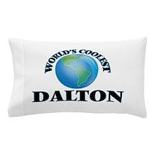 World's Coolest Dalton Pillow Case