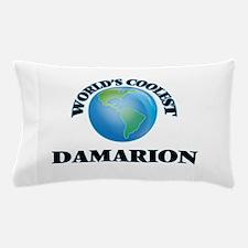 World's Coolest Damarion Pillow Case