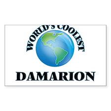 World's Coolest Damarion Decal