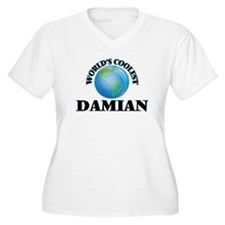World's Coolest Damian Plus Size T-Shirt