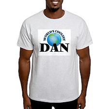 World's Coolest Dan T-Shirt