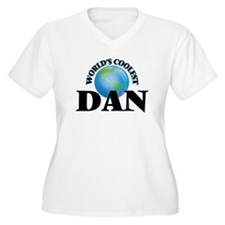 World's Coolest Dan Plus Size T-Shirt