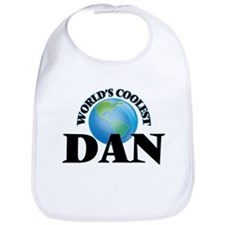 World's Coolest Dan Bib