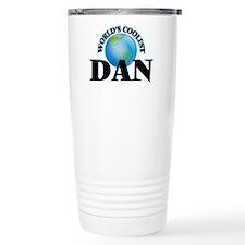 World's Coolest Dan Travel Mug