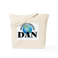 World's Coolest Dan Tote Bag