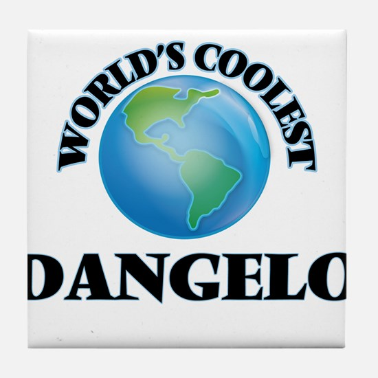 World's Coolest Dangelo Tile Coaster