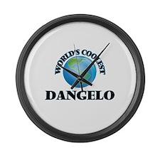 World's Coolest Dangelo Large Wall Clock