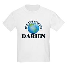 World's Coolest Darien T-Shirt