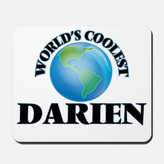 World's Coolest Darien Mousepad
