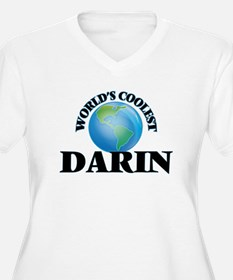 World's Coolest Darin Plus Size T-Shirt