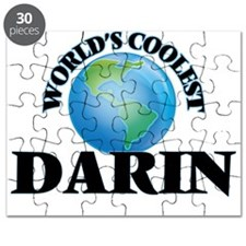 World's Coolest Darin Puzzle