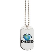 World's Coolest Dario Dog Tags
