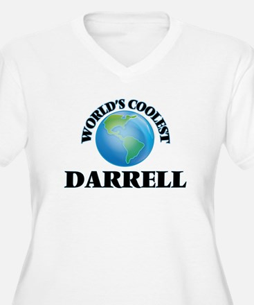 World's Coolest Darrell Plus Size T-Shirt