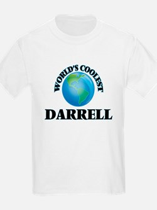World's Coolest Darrell T-Shirt