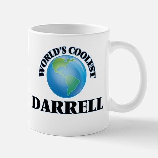 World's Coolest Darrell Mugs