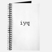 iyq - i like you Journal