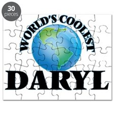 World's Coolest Daryl Puzzle