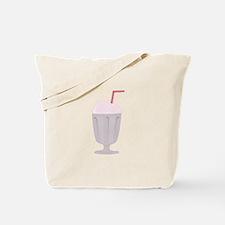 Milk Shake Tote Bag