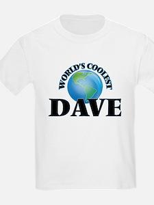 World's Coolest Dave T-Shirt