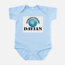 World's Coolest Davian Body Suit