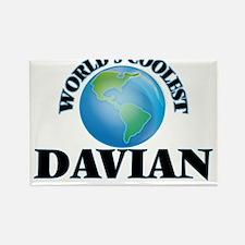World's Coolest Davian Magnets