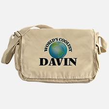 World's Coolest Davin Messenger Bag