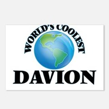 World's Coolest Davion Postcards (Package of 8)