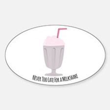 A Milkshake Decal