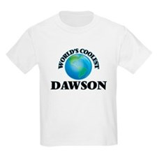 World's Coolest Dawson T-Shirt