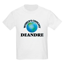 World's Coolest Deandre T-Shirt