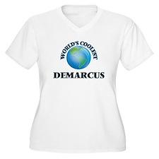 World's Coolest Demarcus Plus Size T-Shirt