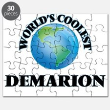 World's Coolest Demarion Puzzle