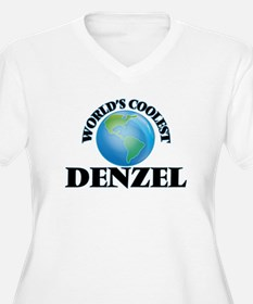 World's Coolest Denzel Plus Size T-Shirt
